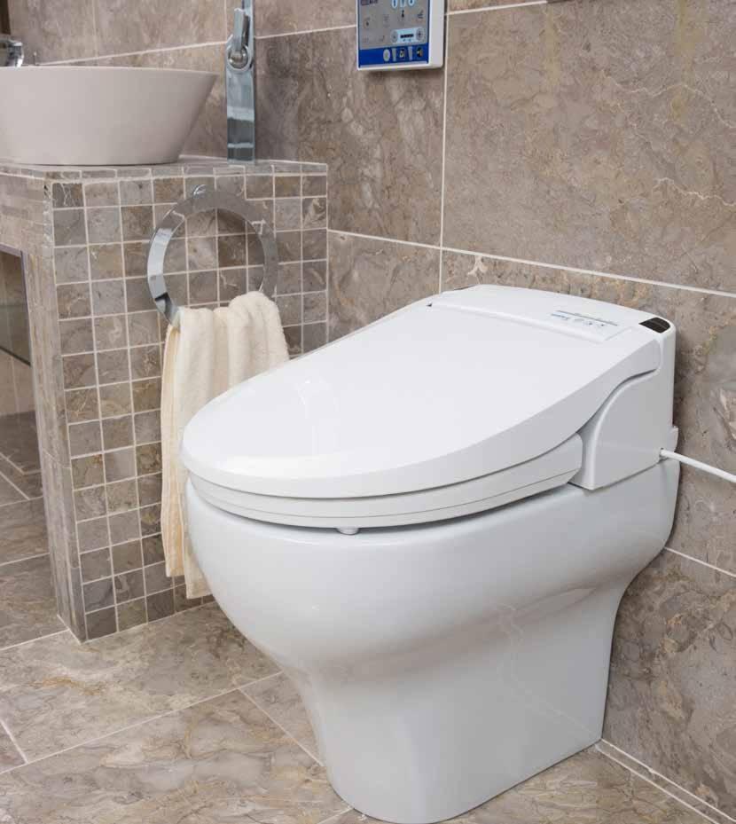 Toilette Pour Personnes A Mobilite Reduite Venelles Aquatec Pure